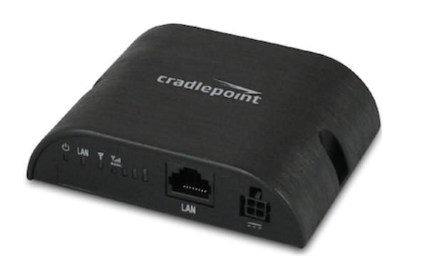 Cradlepoint COR IBR350 Gateway with Sprint 3G/4G/LTE Modem