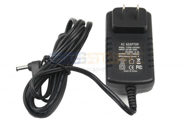 ZSI12//0.8-2155S  Netzteil EU 1,45m 5,5//2,1 9,6W Stecker Impuls 12VDC 0,8A Aus