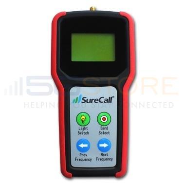 SureCall 5-Band RF Signal Detector [700-2100mhz]