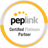 5Gstore is a Peplink Certified Partner